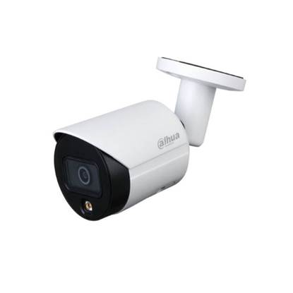 Εικόνα της IPC-HFW2439S-SA-LED-0280B-S2 DAHUA BULLET FULL-COLOR IP  2.8 LENS 4MP IP67, 30M LED DISTANCE  BUILT IN MIC MICRO SD H265