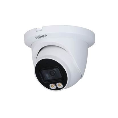 Εικόνα της IPC-HDW3249TM-AS-LED-0280B DAHUA LITE-AI DOME  FULL-COLOR IP 2MP 2.8 LENS IP67 WDR 120DB BUILT IN MIC MICRO SD H265