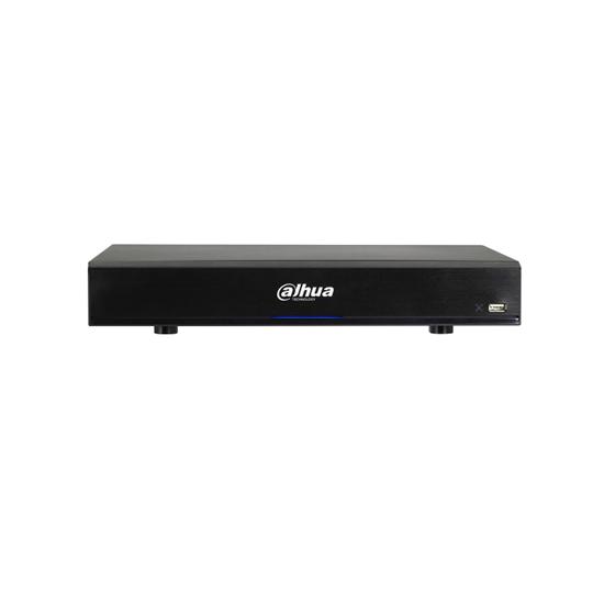 XVR7108HE-4K-I2 DAHUA AI RECORDER,SMD+,8+8 CH 8.0MP 8MP 15FPS,5MP 20FPS 4MP/2MP/1MP 30FPS AUDIO IN/OUT 8/1 ALARM IN/OUT 8/3 1HDD 10TB,H265+