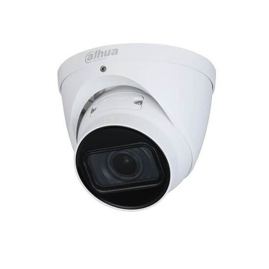 IPC-HDW3841T-ZAS-27135 DAHUA IP AI DOME ΚΑΜΕΡΑ 8.0MP 2.7~13.5MM MOTORZOOM SMD+ PERIMETER PROTECTION IRLED 50M MICRO SD BUILT IN MIC IP67