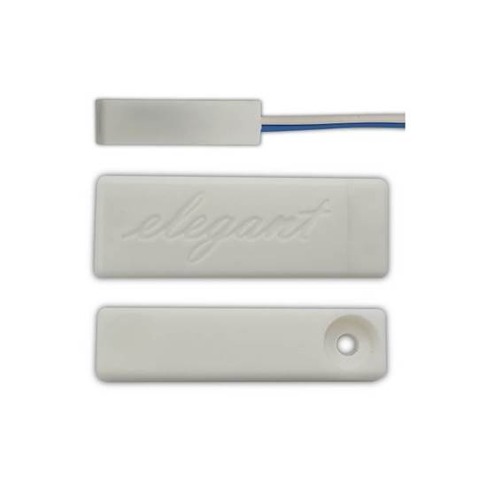 ELEGANT MV-2019 White Smart με αντίσταση 6,8KΩ NOVA.