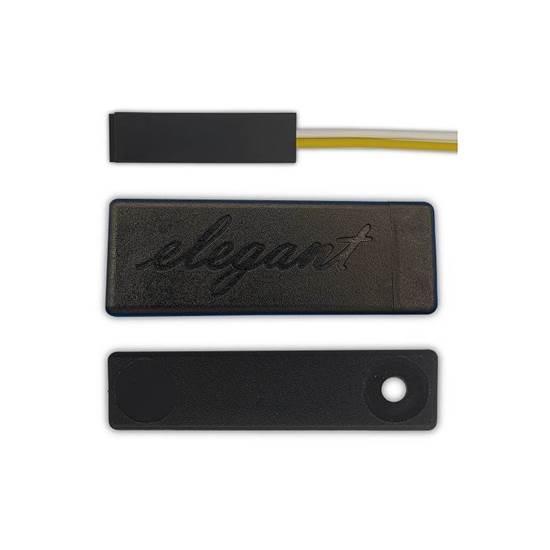 ELEGANT MV-2019 Black Smart με αντίσταση 4,7KΩ NOVA.