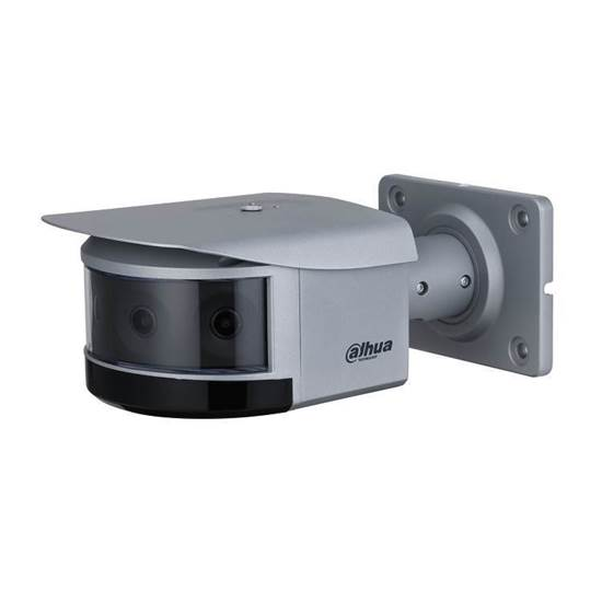 IPC-PFW8840-A180 DAHUA BULLET 4 X 2MP PANORAMIC 180° IR 30M  IK10 IP67 AUDIO IN/OUT 1/1 ALARM IN/OUT 2/2 H265