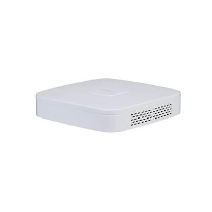 Εικόνα της NVR2104-I DAHUA IP RECORDER AI 4CH ΝΟΝPOE 12.0MP 80MBPS SMD+/ FACE RECOGNITION/PERIMETER PROTECTION 1HDD 6TB, AUDIO IN/OUT 1/1