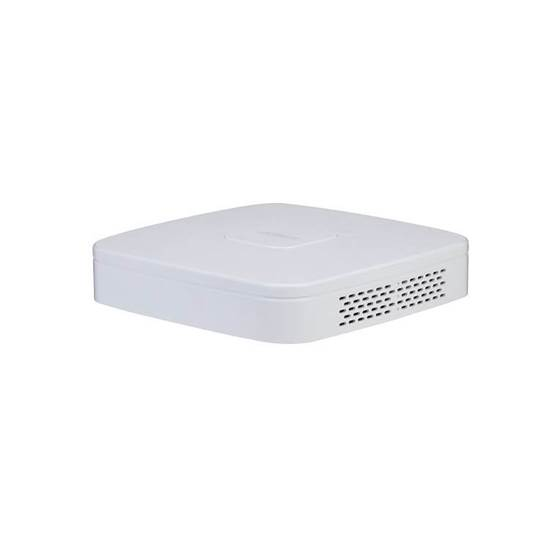 NVR2104-I DAHUA IP RECORDER AI 4CH ΝΟΝPOE 12.0MP 80MBPS SMD+/ FACE RECOGNITION/PERIMETER PROTECTION 1HDD 6TB, AUDIO IN/OUT 1/1