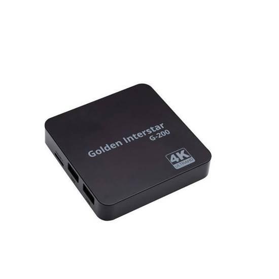 ANDROID BOX GOLDEN INTERSTAR G-200 LITE