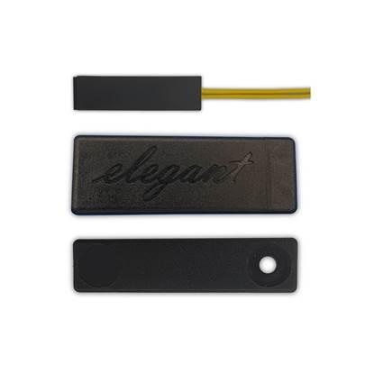 Εικόνα της ELEGANT MV-2019 Black Smart με παράλληλη αντίσταση 4,7KΩ NOVA.
