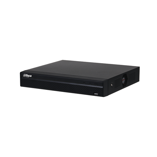 NVR4108HS-4KS2/L DAHUA IP RECORDER 8CH  8MP AUDIO IN/OUT 1/1 1HDD 10TB H265