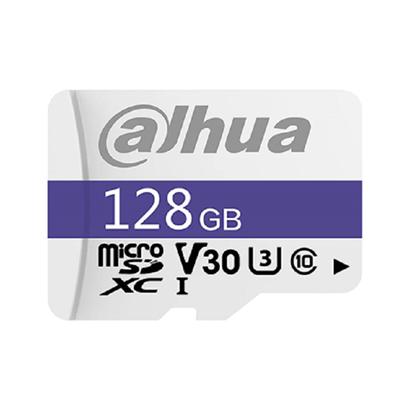 Εικόνα της TF-C100/128GB DAHUA MICRO SD C10/U3/V30 READ SPEED 95MB/S WRITE SPEED 38MB/S