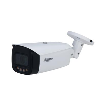 Εικόνα της IPC-HFW5449T1-ZE-LED DAHUA AI BULLET FULL-COLOR IP MOTORIZED LENS IP67, LED DISTANCE 70M AUDIO IN/OUT 1/1,ALARM IN/OUT 1/1, MICRO SD H265