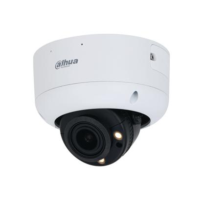 Εικόνα της IPC-HDBW5449R1-ZE-LED DAHUA AI DOME FULL-COLOR IP MOTORIZED LENS IP67, LED DISTANCE 40M AUDIO IN/OUT 1/1,ALARM IN/OUT 1/1, MICRO SD IK10 H265